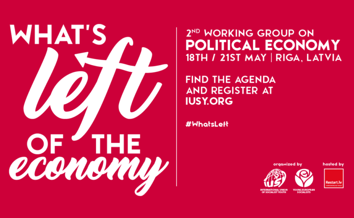 2nd working group on political economy - poster