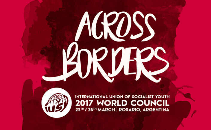 IUSY WORLD COUNCIL 2017 - Across borders - 23/26 March 2017 - Rosario, Argentina