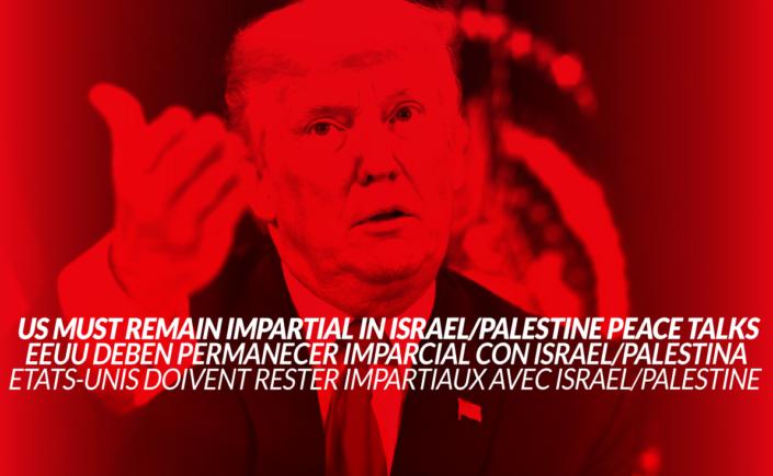 United States - Israel - Palestine