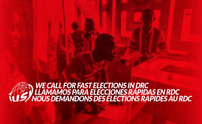 Democratic Republic of Congo - Elections